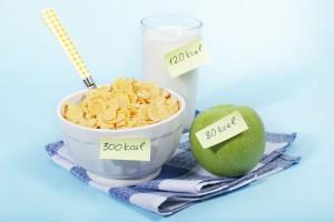 1. Kalori hesabı